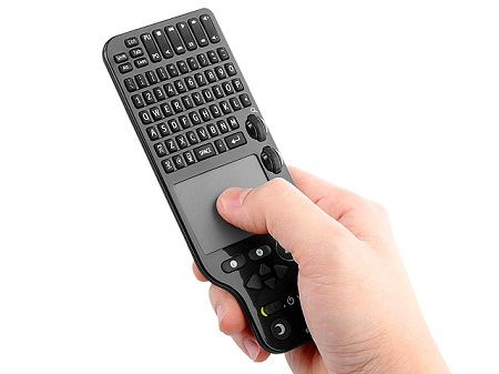The E-Blue Web TV Wireless Keyboard Touchpad with Remote Control