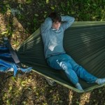 HackedPack v1.0 puts a hammock in your backpack