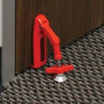 Portable Security Door Device ensures a certain level of privacy