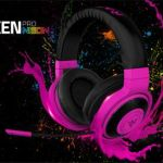Razer Kraken Neon Series announced