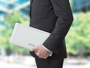 Epson Mobile printer