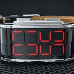 The Kisai Sequence LED Watch is a modern, yet eclectic timepiece