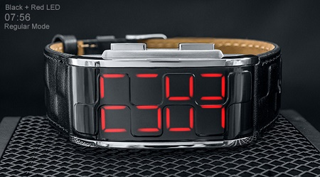 Kisai LED Sequence Watch