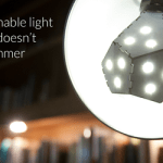 The Nanoleaf Bloom will let you dim your lights with a regular light switch
