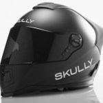 Skully is the first augmented reality motorcycle helmet in the world