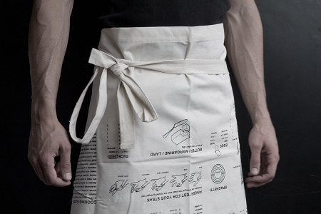 The Apron Cooking Guide will