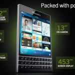 BlackBerry Passport announced at last