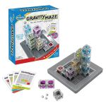 Gravity Maze helps get the brain working
