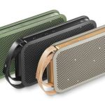 Bang & Olufsen reveals their BeoPlay A2 Bluetooth loudspeaker
