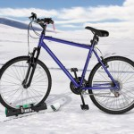 Bike Snowboard lets you bike even in the snow