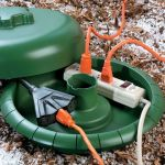 Power Strip Extension Cord Dome doesn't care what the weather is like