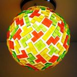 Tetris Light Globe appeals to retro gamers
