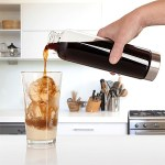 The Cold Brew Coffee Infusion Bottle gives you more caffeine than ever before