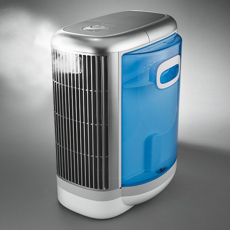 Ion Air purifier and humidifier