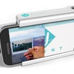 The Prynt Case turns your phone into a Polaroid camera