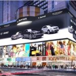 Mitsubishi Diamond Display is world's largest, debuts in Times Square