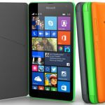 Microsoft officially announces the Lumia 535