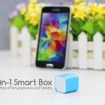 The 3-in-1 Smart Box is tiny but mighty