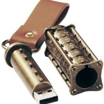 The Cryptex USB Flash Drive holds many secrets