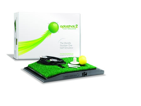 OptiShot Golf reveals the portable OptiShot2