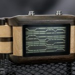The Kisai Online Wood LCD Watch merges technology and nature