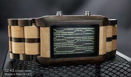 Kisai Online Wood Watch