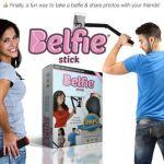 Belfie Stick lets you capture images of your rear end