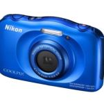 Nikon Coolpix S33 takes the waterproof route