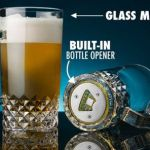Pop n' Pour Beer Mug offers the ultimate convenience