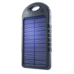 The Pulse Charger gives you power wherever the sun shines