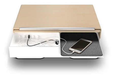 Griffin Cove Home Charging Station an Indiegogo exclusive