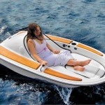 The One-Person Electric Watercraft – get away from it all