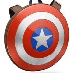 Avengers: Age of Ultron Captain America Shield Backpack – make sure Black Widow does not pick up after you!
