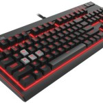 Corsair introduces new STRAFE mechanical gaming keyboard