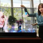 Samsung unveils first Mirror and Transparent OLED display panels