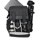 The Eggsnow Camera Bag – lenses, lenses, everywhere