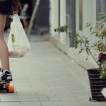 The STARY Electric Skateboard is lightweight and fast