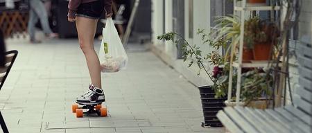 Stary skateboard