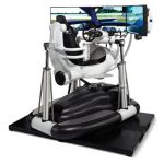 Most Realistic Racing Simulator lets you rev things up at home