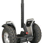 Who wants to go off-road on a Segway with this x2 SE?