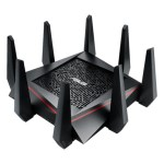 Asus RT-AC5300 router looks out of this world