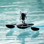 Parrot Hydrofoil Drone glides across water effortlessly