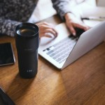 Ember is an adjustable temperature thermos for the perfect morning mug