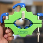 The Kinkajou Bottle Cutter gives you new glassware