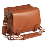 This Star Wars Chewbacca Camera bag is subtle and trendy
