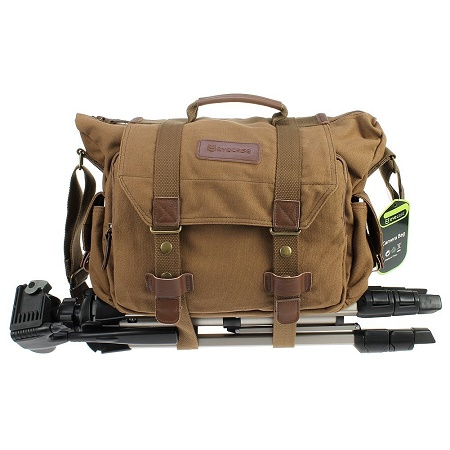 Evecase Camera Messenger Bag