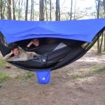 The Hammock Sky Tent 2 keeps you cozy while camping