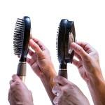 Qwik-Clean Hairbrush – long hair don't care
