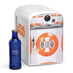 BB-8 Mini Fridge will not roll away