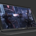 The M-155 Gaming Monitor is for on-the-go gamers